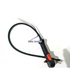 Ръкохватка за газта моторна коса (тример, храсторез)