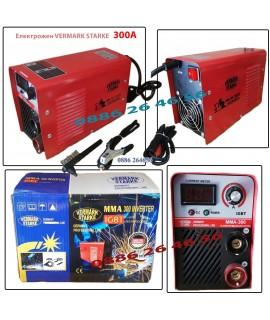 Инв. електрожен Vermark 300A