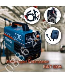 Инверторен Електрожен IGBT 500А