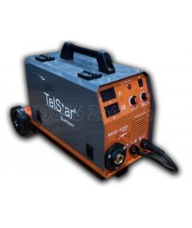 Eлектрожен + телоподаващ апарат TELSTAR MMA/MIG 220A