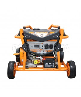 Генератор за ток 6.5 KW Bulpower Професионален