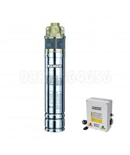 """Помпа водна дълбочинна за чиста вода 750W 1"""" 40L/min 60m RD-WP41"""
