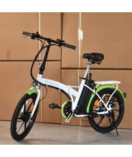 Сгъваем градски електрически велосипед E- BIKE TS-010+ FASHION 350W 36V 12AH
