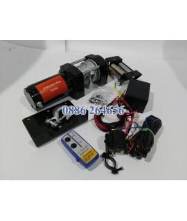 Електрическа Лебедка StongMax 5000lb / 1360кг